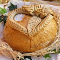 Chlebek weselny Państwa Młodych